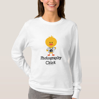 Photography Chick Hoodie