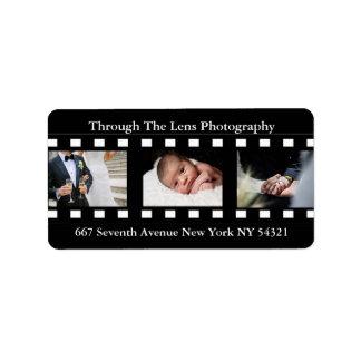 Photography Film Frames Photos Photographer Label