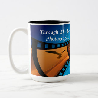 Photography Film Photos Photographer Two-Tone Coffee Mug