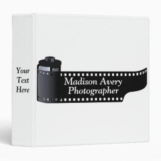 Photography Film Roll Photographer Minimal Binders