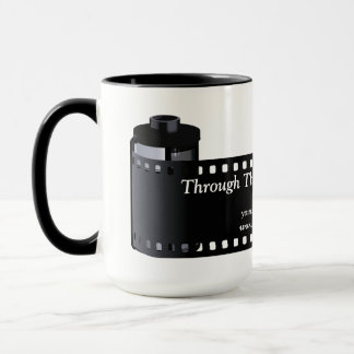 Photography Film Roll Photographer Minimal Mug