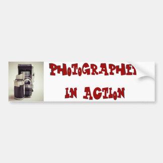 Photography - Fotografie Bumper Sticker