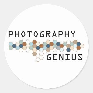 Photography Genius Stickers