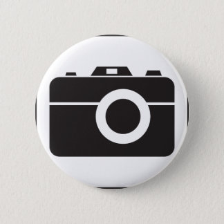 Photography icon 2 inch round button