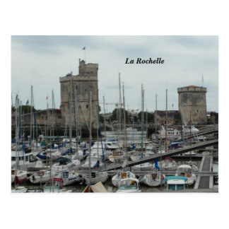 Photography La Rochelle, France - Postcard