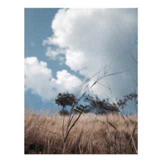 Photography landscape letterhead