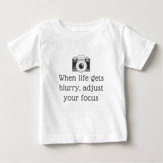 Photography Love Baby T-Shirt