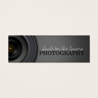 Photography business cards business card printing zazzle ca photography mini business card reheart Images
