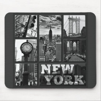 Photography New York, USA - Mouse Pad