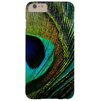 Photography Peacock Feather iPhone 4 CaseMate Barely There iPhone 6 Plus Case