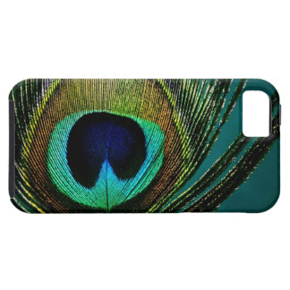 Photography Peacock Feather iPhone 5 CaseMate Case For The iPhone 5