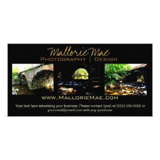 Photography Photocard Photo Card Template
