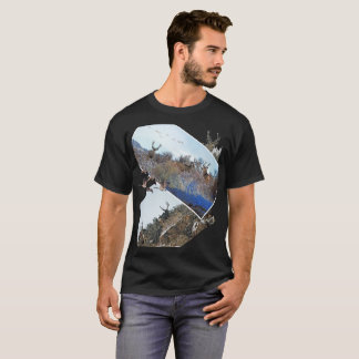Photography photoshop wildlife art 2 T-Shirt