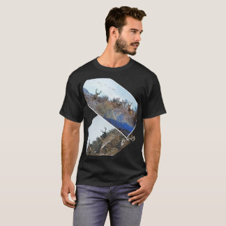 Photography photoshop wildlife art T-Shirt