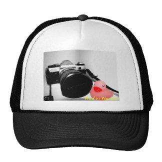 """Photography"" Rubber Duck Trucker Hat"
