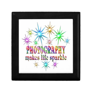 Photography Sparkles Gift Box
