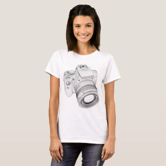 Photography T shirt design