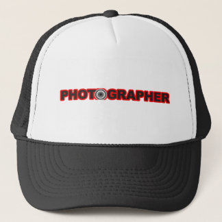 Photography Trucker Hat