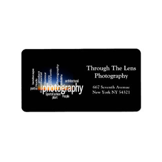 Photography Typography Sunrise Photographer