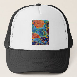 PhotoLab_app_Crayon_Strokes_Abstract (1) Trucker Hat