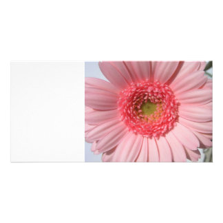 "Photomap ""flower customized photo card"