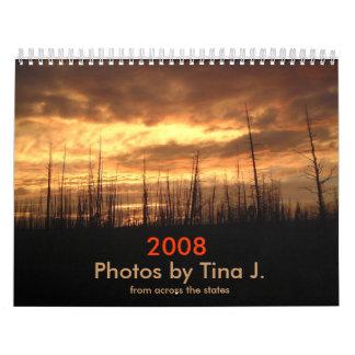 Photos from across the States Calendar
