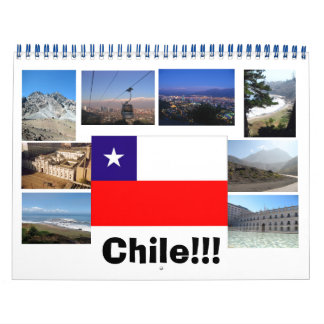 Photos from Chile Calendar