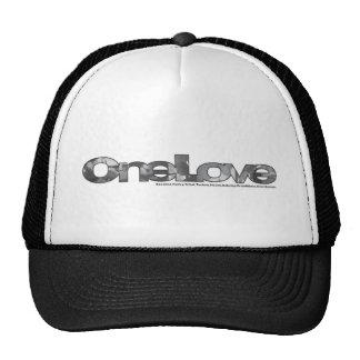 Photos noires et blanches d'OneLove Casquettes