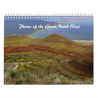 Photos of the Great North West Wall Calendars