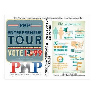 PHP AGENCY AKA PEOPLE HELPING PEOPLE. POSTCARD
