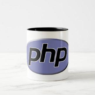 php-big Two-Tone coffee mug