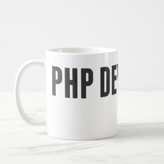 PHP Developer Coffee Mug