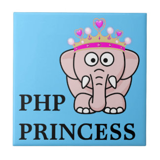 PHP Princess: Women in Open Source Web Development Tile