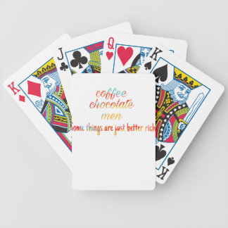 Phrase Bicycle Playing Cards