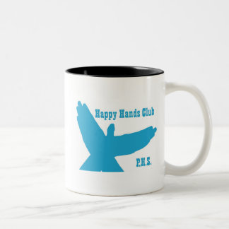 PHS Happy Hands Club mug