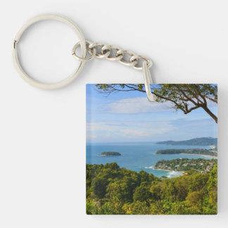 Phuket Thailand - Kata Beach Keychain