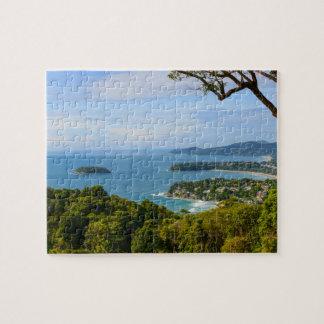 Phuket Thailand - Kata Beach Puzzle