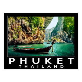 Phuket Thailand Postcard