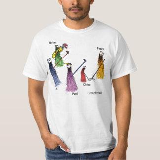 Phurfoo Family Golf T-Shirt