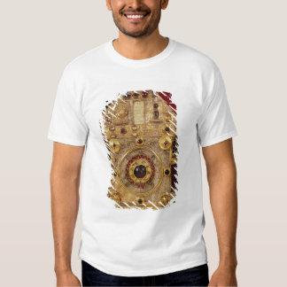 Phylactery or pentagonal reliquary shirt