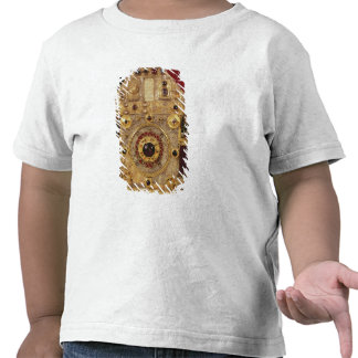 Phylactery or pentagonal reliquary tees