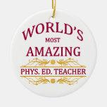 Phys. Ed. Teacher