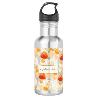 Physalis | Winter Cherries 532 Ml Water Bottle
