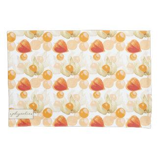 Physalis | Winter Cherries Pillowcase
