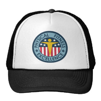 Physical Fitness Excellence Trucker Hat
