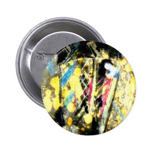 physical ice cream pinback button