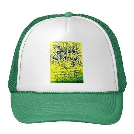 PHYSICAL TENDON MESH HAT