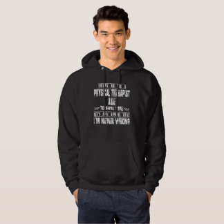 PHYSICAL THERAPIST AIDE HOODIE