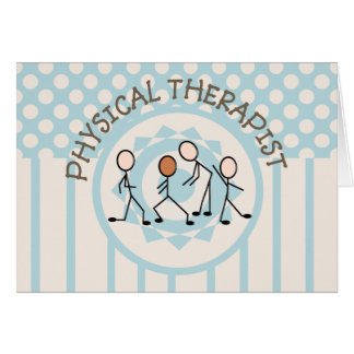 Physical Therapy Month Appreciation Card