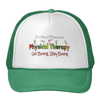 Physical Therapy Products and Gifts Trucker Hat